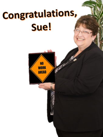 Sue Retirement